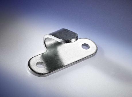 Abspannhaken, A: 34 mm, verzinkt