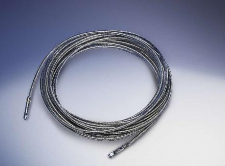 Zollseil TIR mit Zollseilendverschlüssen, D: 8 mm, L: 35,2 m