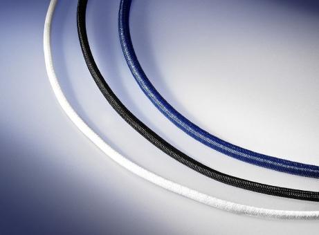 Expanderseil, D: 6 mm, weiß