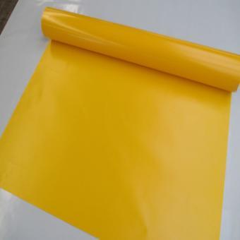 PVC-Rollenware 670g/qm, Breite 122cm, gelb